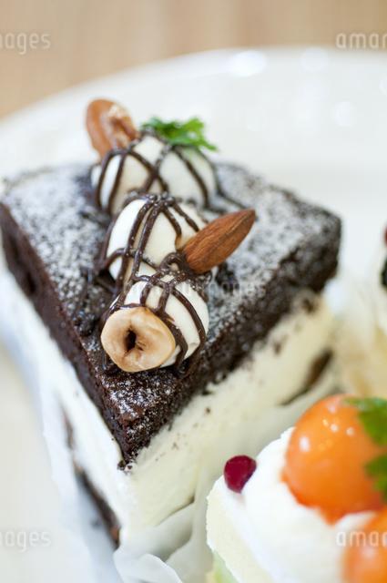 ケーキの写真素材 [FYI04137675]