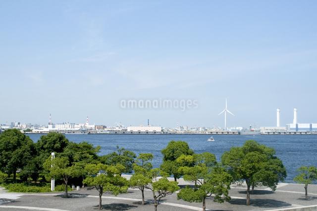 横浜港の写真素材 [FYI04137703]