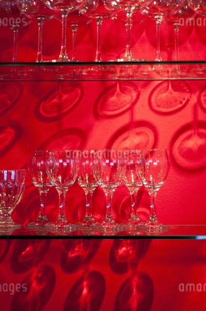 ワイングラスの写真素材 [FYI04137715]