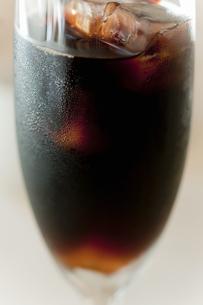 アイスコーヒーの写真素材 [FYI04137854]