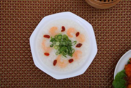 中華粥の写真素材 [FYI04139904]