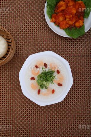 中華粥の写真素材 [FYI04139908]