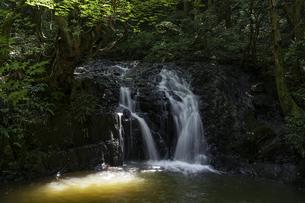 滝壺の写真素材 [FYI04140945]