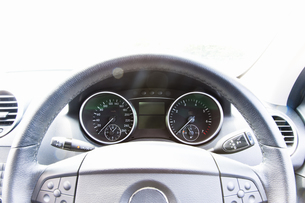 スピードメーターの写真素材 [FYI04140975]