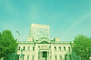 日本銀行大阪支店の写真素材 [FYI04142458]