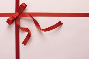 プレゼントのリボンの写真素材 [FYI04143774]