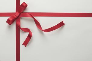 プレゼントのリボンの写真素材 [FYI04143775]
