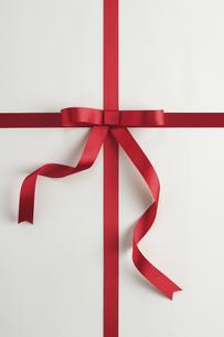 プレゼントのリボンの写真素材 [FYI04143777]