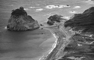 間々下海岸の写真素材 [FYI04145662]