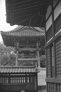 忠臣蔵赤穂四十七士が葬られている芝・高輪の泉岳寺の写真素材 [FYI04145833]