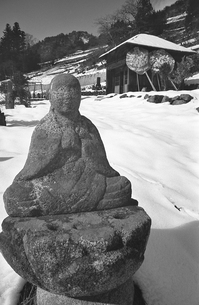 奥多摩,丹波山村,金竜寺の写真素材 [FYI04145921]