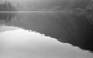 奥多摩湖の写真素材 [FYI04146032]