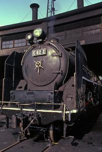梅小路蒸気機関車館の写真素材 [FYI04146115]