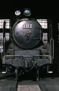 梅小路蒸気機関車館の写真素材 [FYI04146117]
