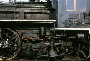 梅小路蒸気機関車館の写真素材 [FYI04146119]