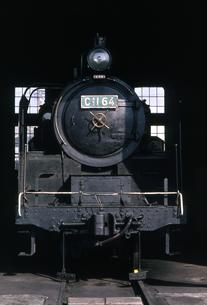 梅小路蒸気機関車館の写真素材 [FYI04146126]