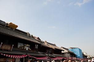 川越祭りの写真素材 [FYI04146381]