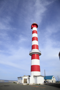 稚内灯台の写真素材 [FYI04146599]