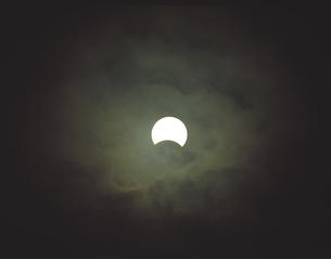 皆既日食の写真素材 [FYI04146752]
