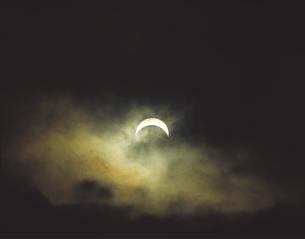 皆既日食の写真素材 [FYI04146753]