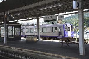 JR加茂駅の写真素材 [FYI04149078]