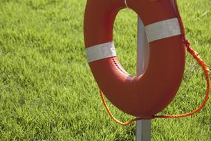 救命浮き輪の写真素材 [FYI04150262]