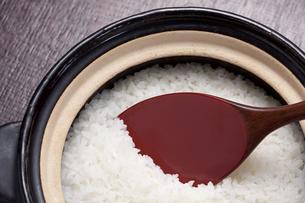 炊きたてのご飯の写真素材 [FYI04150377]
