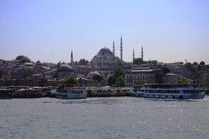 トルコ イスタンブール アヤソフィアの写真素材 [FYI04150824]