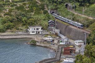 日本の鉄道、紀勢本線の写真素材 [FYI04151400]