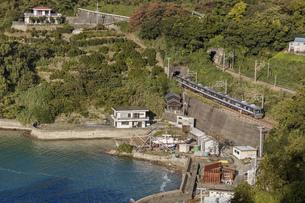 日本の鉄道、紀勢本線の写真素材 [FYI04151402]