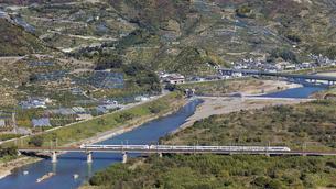 日本の鉄道、紀勢本線、特急くろしお号の写真素材 [FYI04151610]