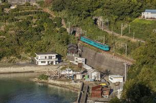 日本の鉄道、紀勢本線の写真素材 [FYI04152880]