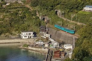日本の鉄道、紀勢本線の写真素材 [FYI04152885]