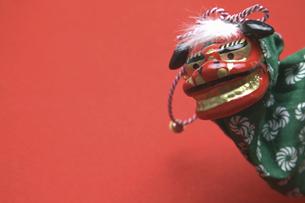 獅子舞の写真素材 [FYI04153066]