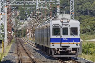 日本の鉄道、南海電鉄の写真素材 [FYI04154124]