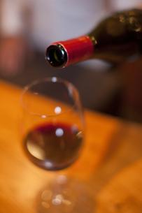 ワインの写真素材 [FYI04154468]