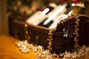 クリスマスの飾りつけの写真素材 [FYI04154574]
