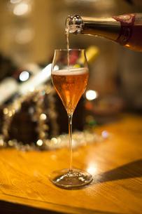 シャンパンの写真素材 [FYI04154582]
