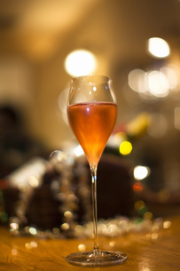 シャンパンの写真素材 [FYI04154583]