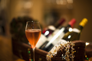 シャンパンの写真素材 [FYI04154586]