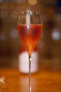 シャンパンの写真素材 [FYI04154673]