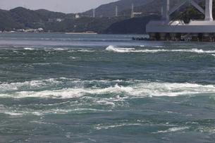 うず潮の写真素材 [FYI04156158]
