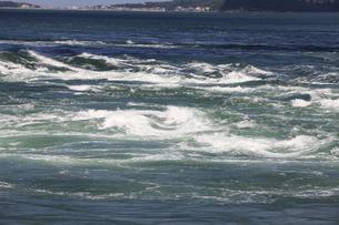 うず潮の写真素材 [FYI04156159]