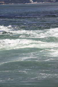 うず潮の写真素材 [FYI04156160]