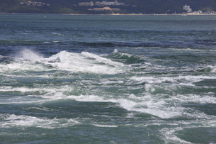 うず潮の写真素材 [FYI04156162]