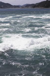 うず潮の写真素材 [FYI04156179]