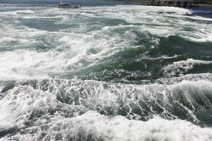 うず潮の写真素材 [FYI04156188]