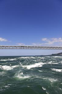 大鳴門橋の写真素材 [FYI04156195]