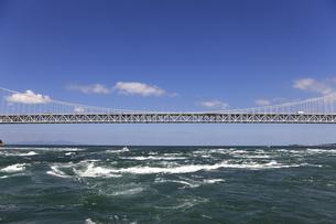 大鳴門橋の写真素材 [FYI04156196]