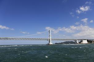 大鳴門橋の写真素材 [FYI04156197]